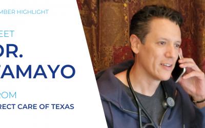 Member Highlight: Hector Tamayo, MD