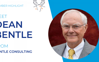 Member Highlight: Dean Bentle