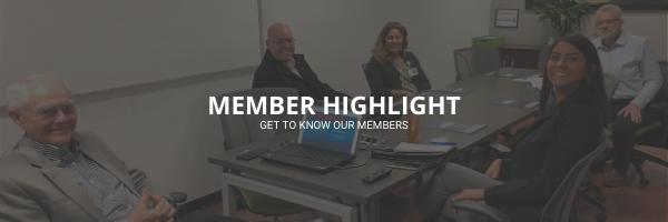 Member Highlight: Dr Alma Ingram