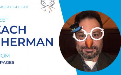 Member Highlight: Zach Sherman