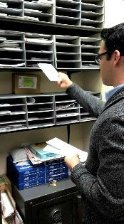 Handling your mail properly