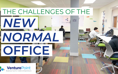 The Challenges of the 'New Normal Office'