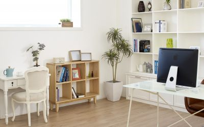 How To Maintain Home Office Cleanliness For A Better Working Environment